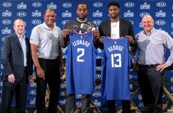 NBA》快艇教頭:里歐納德像沉默版KG