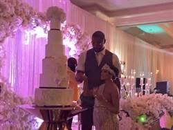 NBA》考辛斯結婚 眾家球星前往祝賀