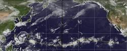 鄭明典曝:近期內可能有更多颱風發展