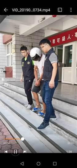 男缺錢洗劫計程車竹南分局4小時立破
