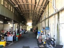 南榮市場荒廢16年 府會擬改造活化