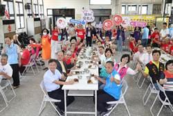 響應新北愛心大平台 會計師捐200萬助老人共餐