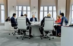 華郵:川普擅於耀武揚威 這回在G7卻吃不開