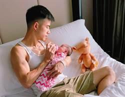 見JR父愛噴發護女 阿喜動情:想找個人快點生!