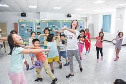 孟耿如化身芭蕾舞老師 陪伴小朋友共築夢想