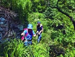陸2天2起驢友遇險 藍天救援隊成功營救