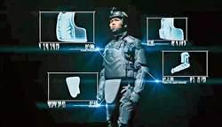 與公安武警同級 港警購入大批陸製防暴護甲