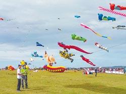 國際風箏節 超級英雄飛上天
