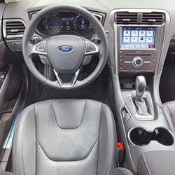 FORD MONDEO WAGON安全性提升 品牌主打車