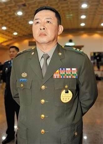 永和警衛室主任林國欽 今調職回陸軍