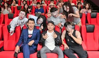 中元節進影廳驚見「人頭從天而降」 聶雲嚇壞忙安撫觀眾