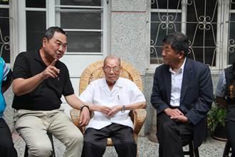 徐志榮偕陳時中拜會全台最年長執業醫師謝春梅