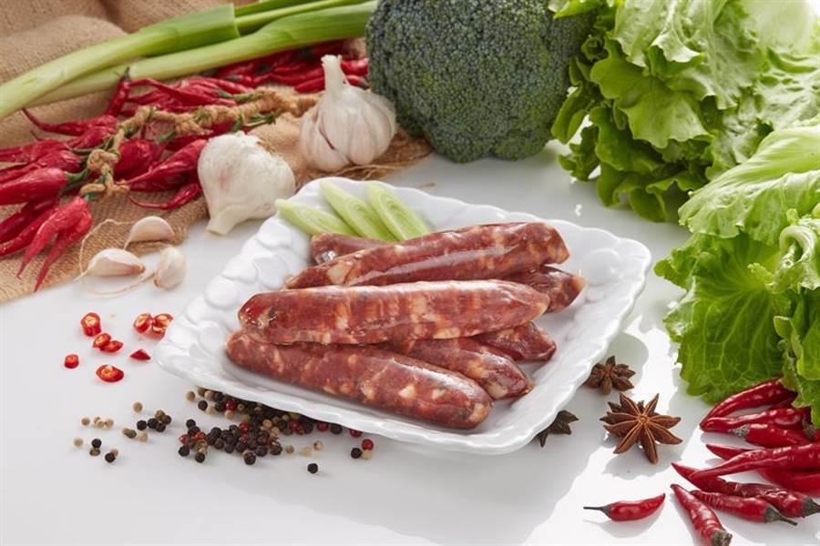 (以超過六成進口商品為主的city'super,逐步在地化引進豬肉界的貴族「蓮貞豚」頂級肉品。圖/city'super提供)