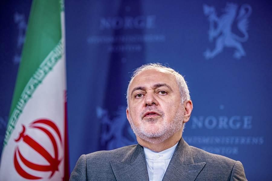 伊朗外長查瑞夫(Mohammad Javad Zarif)應法國之邀赴G7場邊會談。圖為查瑞夫資料照。(圖/美聯社)