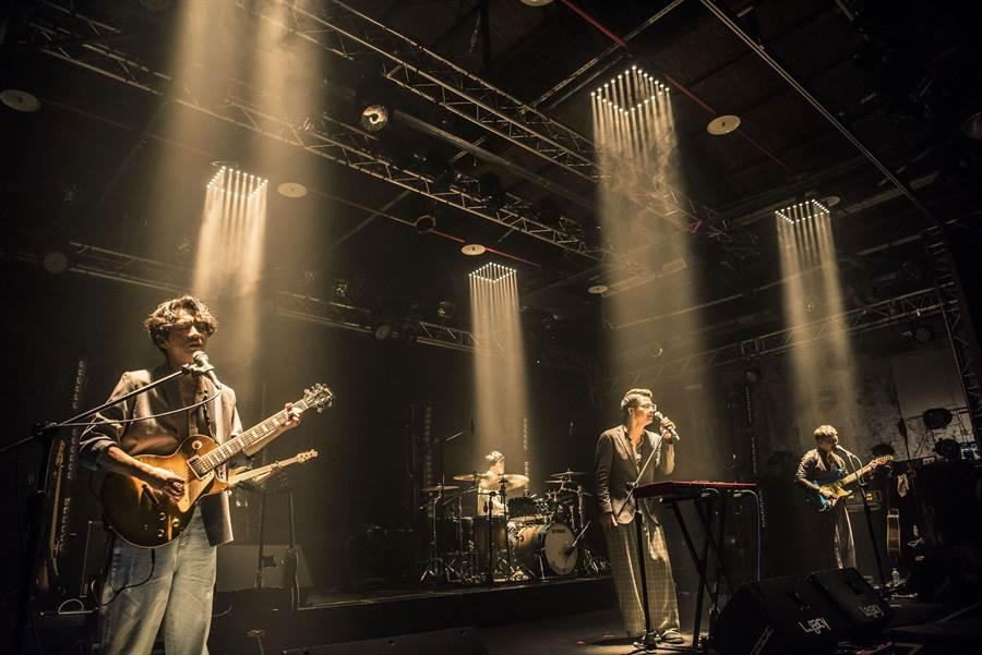 茄子蛋近期一連舉辦四場巡演。(Legacy Taipei提供)