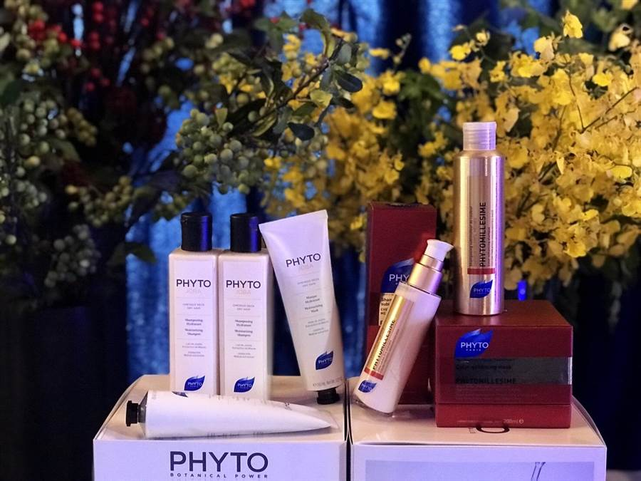 PHYTO產品系列。(PHYTO提供)