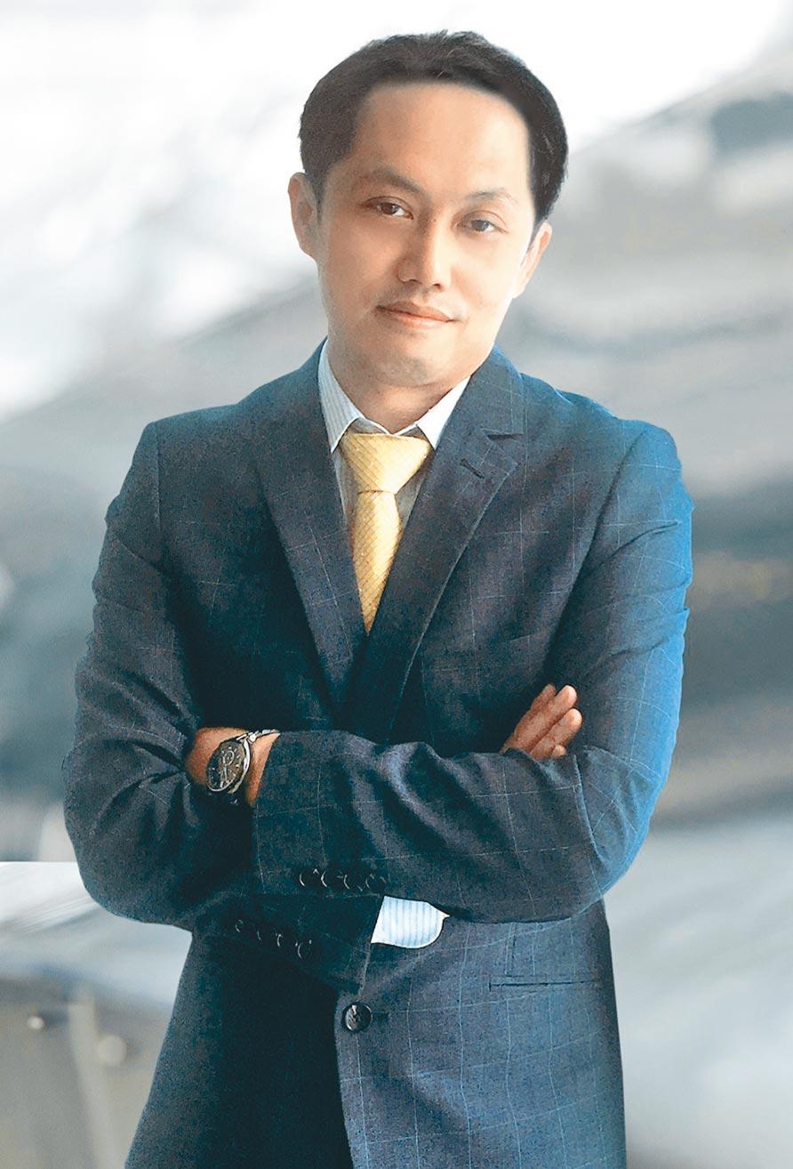 台灣人壽客群行銷部長游雋明