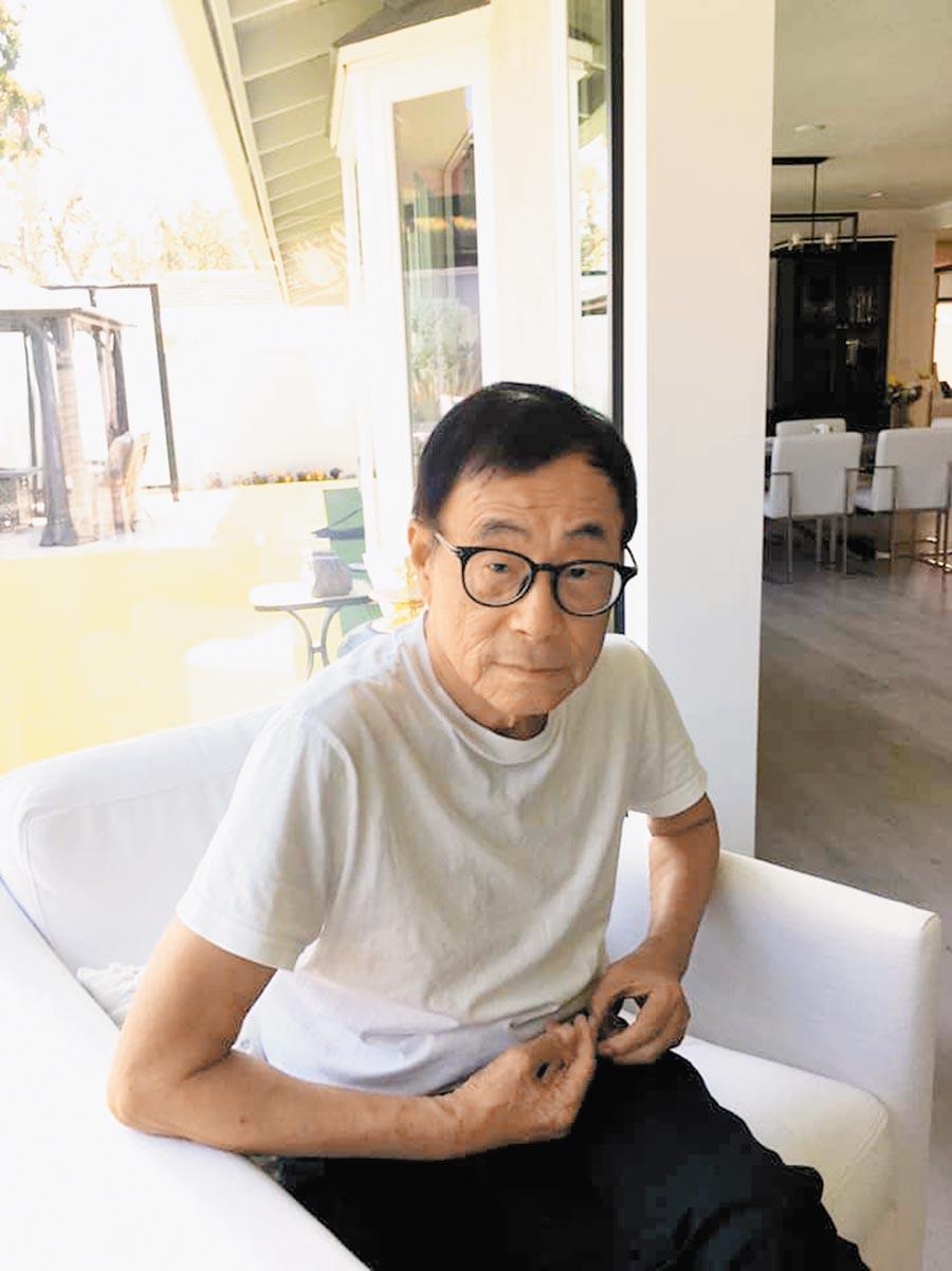 劉家昌近來頻頻在臉書發文力挺韓國瑜。(取材自臉書)