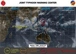 楊柳颱風生成!若掉進南海恐激起雨攻台灣…