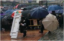 環時:獨家揭祕香港暴力示威者是怎麼串謀的!