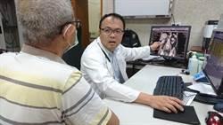 阿公檢查攝護腺 意外發現肝長6顆腫瘤