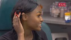 驚!17歲少女穿耳洞!竟長出「精靈」耳朵