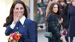 皇室的時尚禁忌?凱特、梅根從不穿這顏色的衣服!