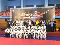亞運金牌蘇柏亞參加城市盃跆拳道賽