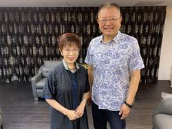 將獲提名選台南立委 柱姐感謝里長及鄉親
