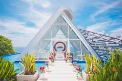 頂級海島度假飯店來台「招婚」!海外婚禮透過這平台直接包辦
