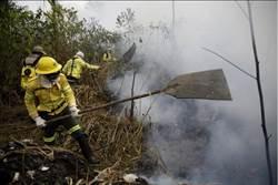 亞馬遜雨林大火延燒 專家:小降雨無法滅火