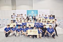 機器人智機化競賽 台大電機所奪冠