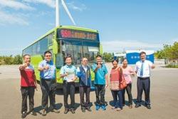 658公車下月延駛至大安濱海樂園