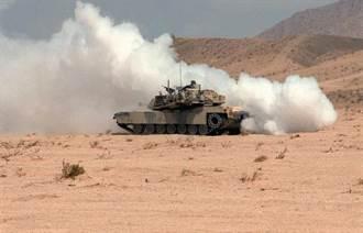 美軍開發氫燃料戰車 靜音又環保