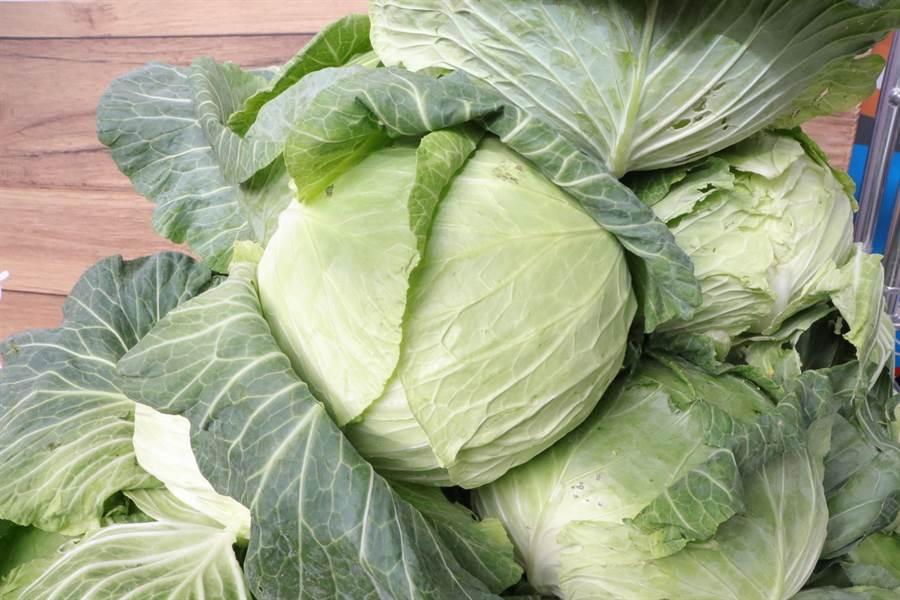 今(27)日高麗菜批發價仍有小幅上漲。(資料照,農委會提供)