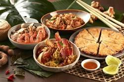亞洲美食吃到飽 台北喜來登十二廚Buffet促銷