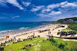 週六日搭台灣好行來北海岸!白沙灣戲水趣、賞碧海藍天