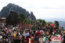 陸國慶假期預計8億人次出遊