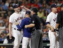 MLB》遭主審驅逐中斷紀錄 韋藍德:很沒道理