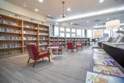 竹光國中「家的圖書館」獲選全國最美共讀站
