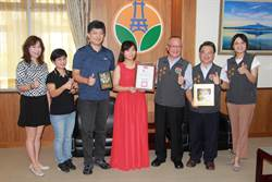 音樂才女許天珩出國比賽屢獲獎 徐耀昌表揚「苗栗之光」