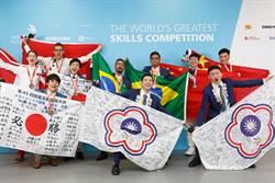 國際技能競賽 勞動部南分署勇奪1金1銅3優勝