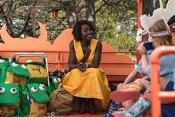 《黑豹》女星帶孩子校外教學 竟遭遇「鬼抓人」