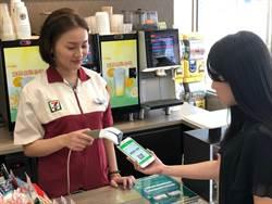 「LINE Pay 一卡通帳戶」7-ELEVEN上線 回饋最高30%