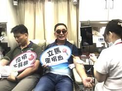 麗明熱血傳愛,吳春山推動捐血破萬袋新紀錄
