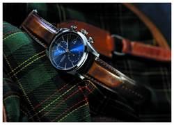 藍色腕表 掀起流行風