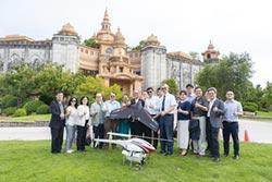 智慧城市新南向 MIT商用無人機在泰首航
