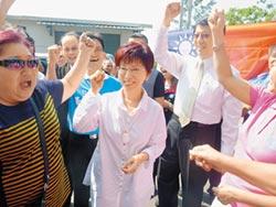 國民黨9/4提名洪秀柱參選南市立委