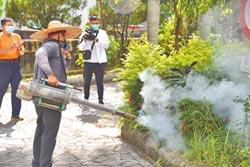 花蓮防治小黑蚊 給孩子舒適校園