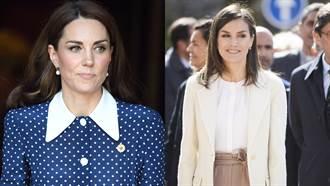 打敗凱特王妃!她才是真正的「快時尚天后」